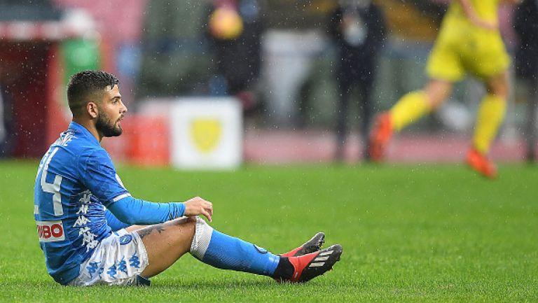 Наполи изпусна трите точки срещу Киево
