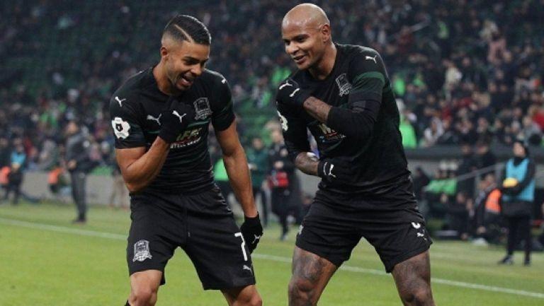 Краснодар - Арсенал (Тула) 3:0