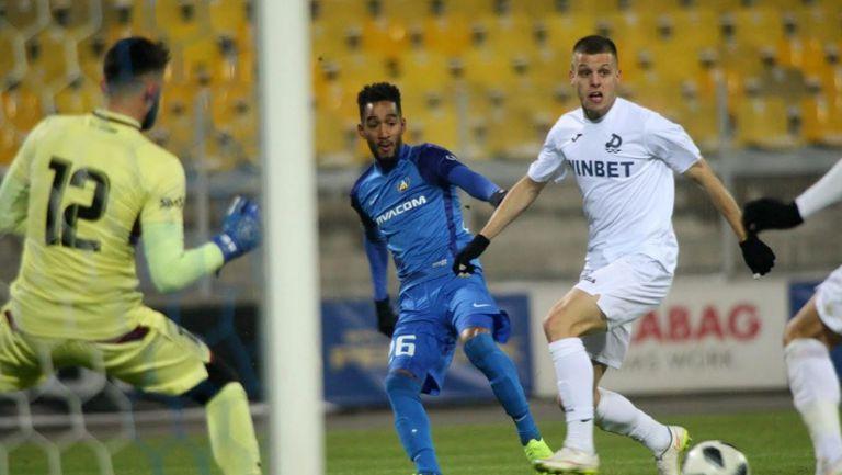 Левски се върна към победите след 3:0 срещу Дунав