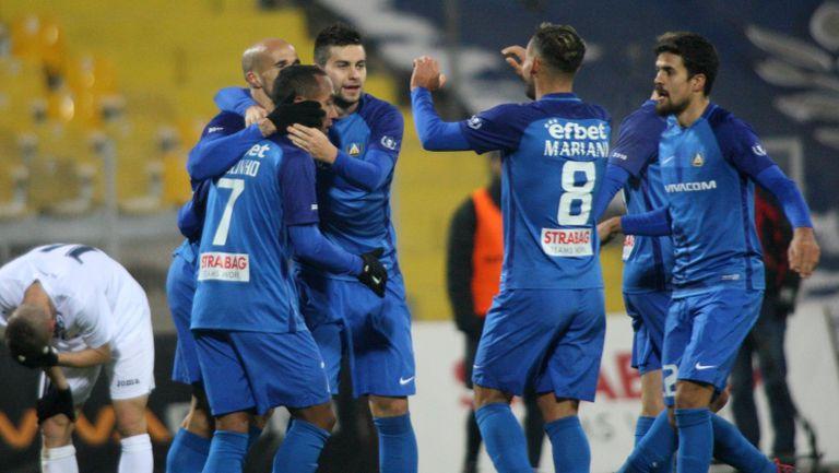 Костов: Важни 3 точки за нас, определено имаше напрежение след загубата от Ботев (Враца)
