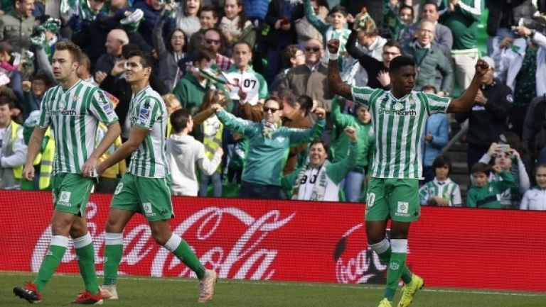 Бетис повали Реал Сосиедад