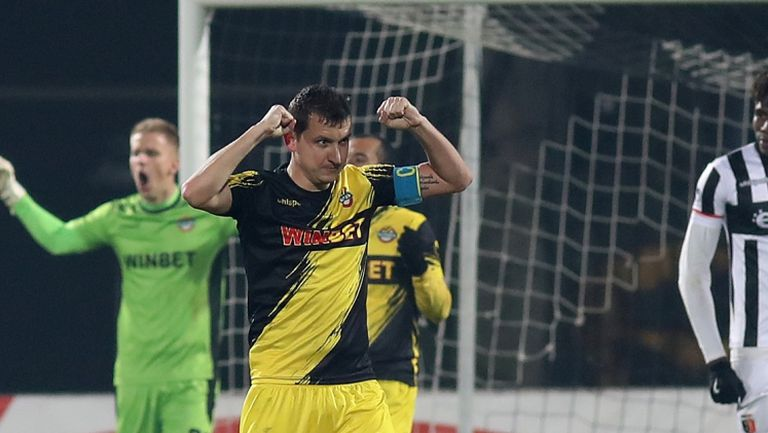 Ботев триумфира в дербито на Пловдив срещу Локомотив