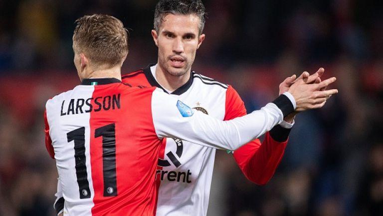 Фейенорд победи Венло с 4:1 в Холандия