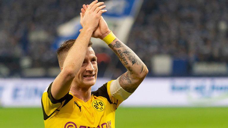 Борусия Дортмунд взе дербито на Рур, Байерн също с победа