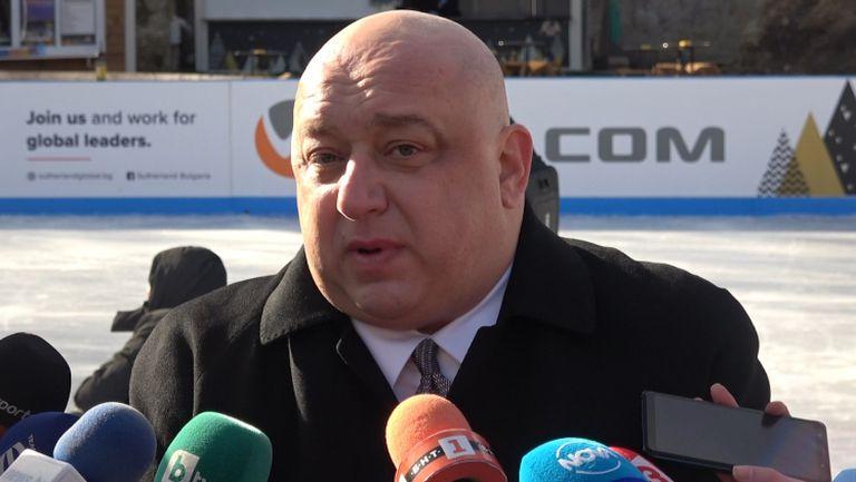 """Красен Кралев: Клише е """"Съдиите са хора, и те грешат"""", трябва система """"ВАР"""""""