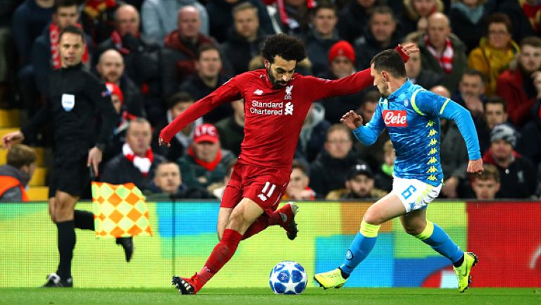 Салах класира Ливърпул на 1/8-финал в Шампионската лига