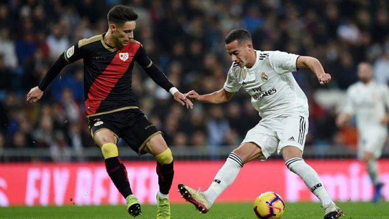 Реал Мадрид с минимална победа срещу Райо Валекано, Бензема бележи