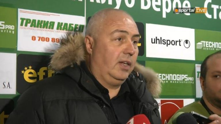 Валентин Грудев: Селекция ще има, на този етап само наблюдаваме