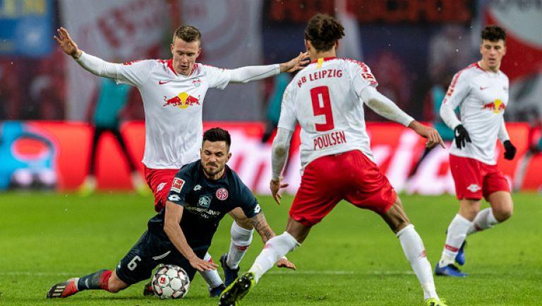 Лайпциг и Франкфурт продължиха с победите в първенството