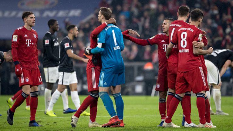 Байерн Мюнхен - РБ (Лайпциг) 1:0