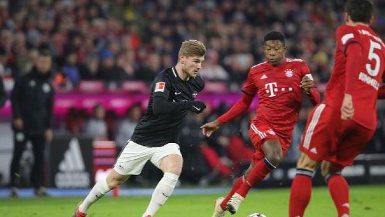 Късен гол на Рибери изравни Байерн на второто място с Мьонхенгладбах