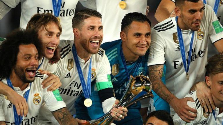 Реал (М) отново е номер 1 в света