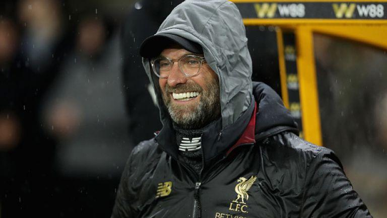 Клоп: Няма напрежение в Ливърпул