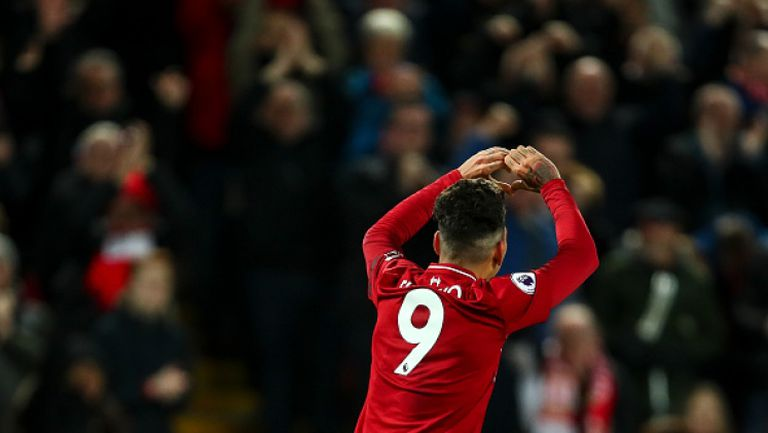 Ливърпул - Арсенал 5:1