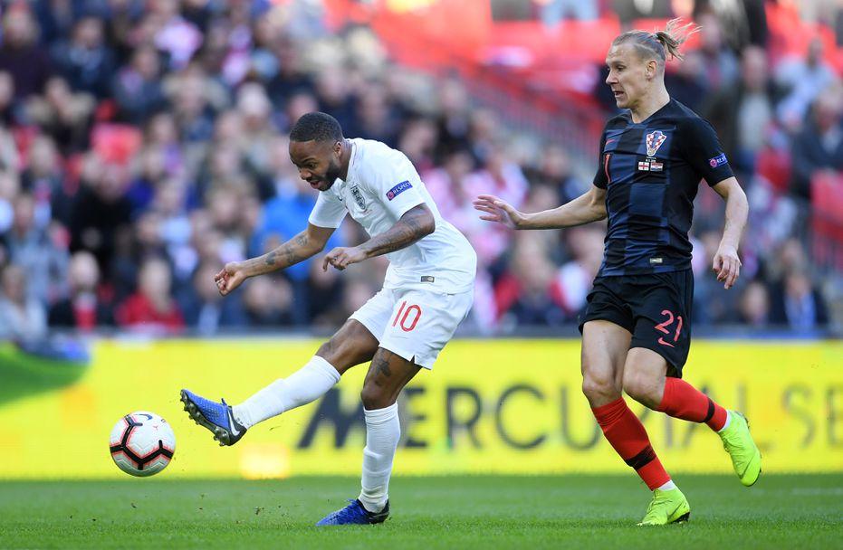 Англия - Хърватия 2:1