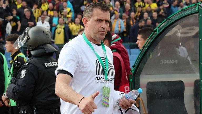 Бруно Акрапович: Щастлив съм, че аз и отборът подарихме Купата и направихме много хора щастливи