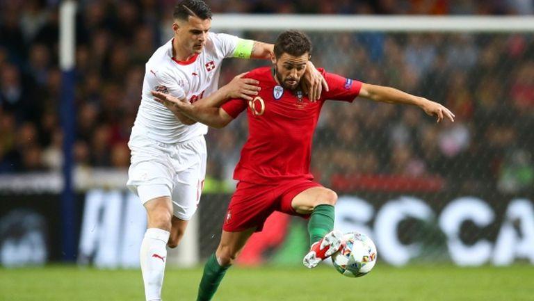 Бернардо Силва: Свикнали сме Роналдо да прави подобни неща