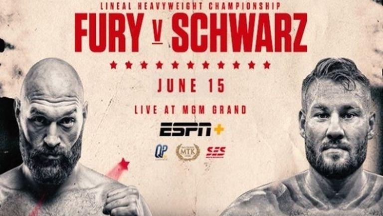 Фюри и Шварц ще се бият за титла на WBO, но не за желаната