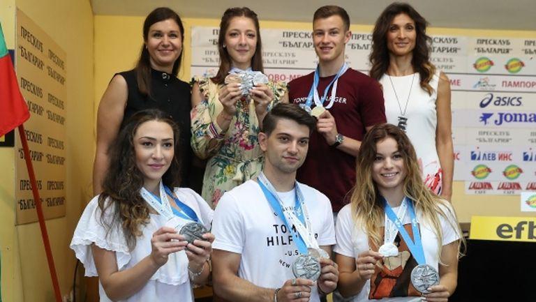 Главният треньор на националния отбор по аеробика Димитрина Къндева: В Минск бяхме на олимпийския си изпит