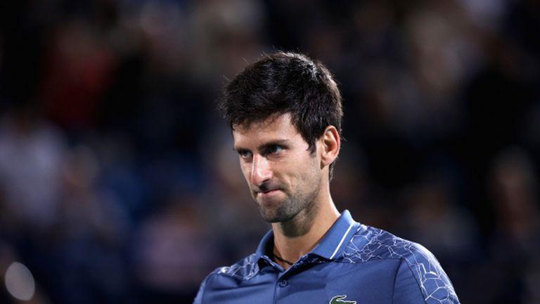 Джокович: Тенисът има нужда от Рафа