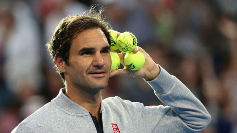 Федерер с първа загуба през 2019 година