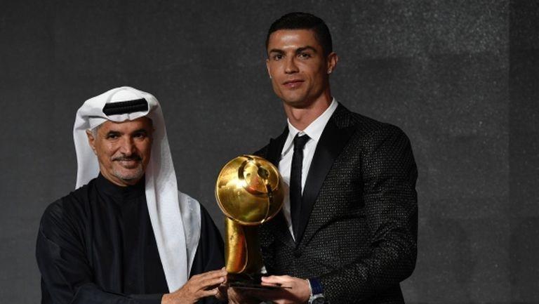 Роналдо: Мечтая за много трофеи с Юве
