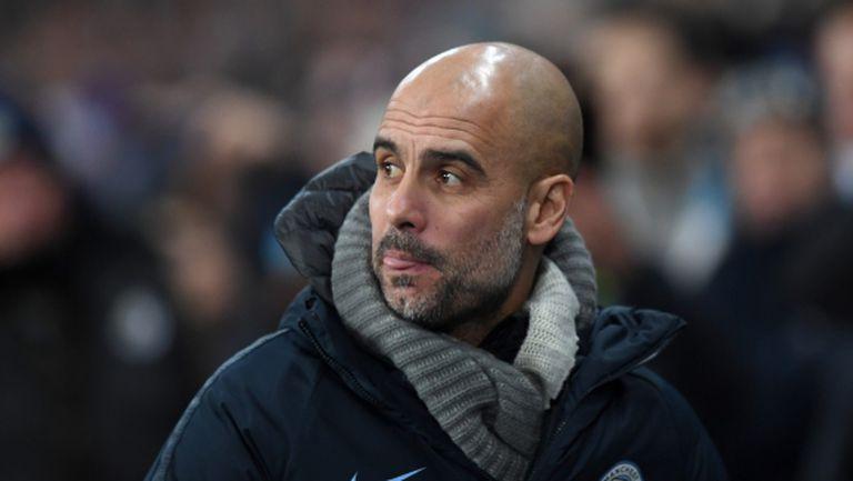 Гуардиола спечели победа номер 100 начело на Манчестър Сити