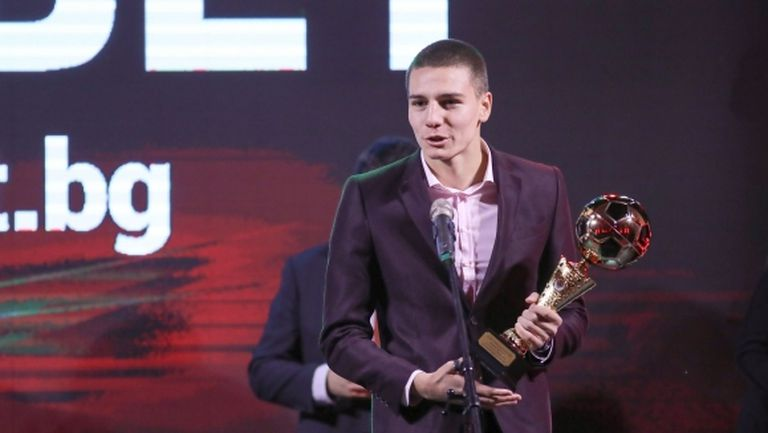 18-годишен талант на ЦСКА-София е най-добър от младите