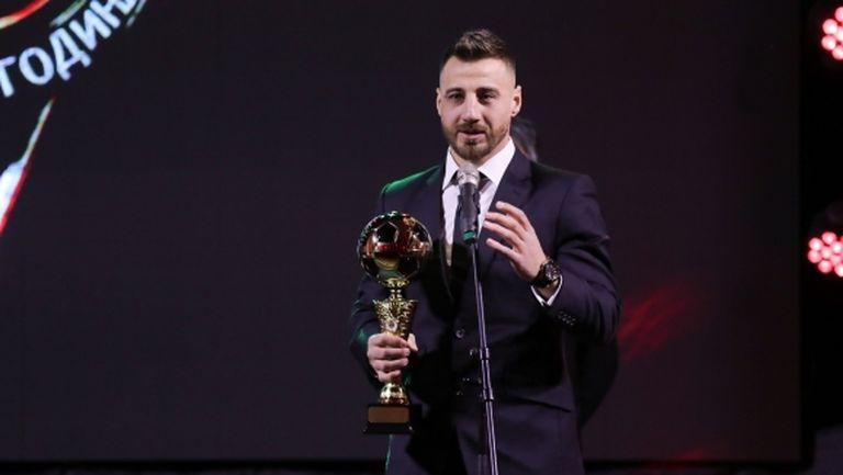 Бодуров отвя конкуренцията при защитниците