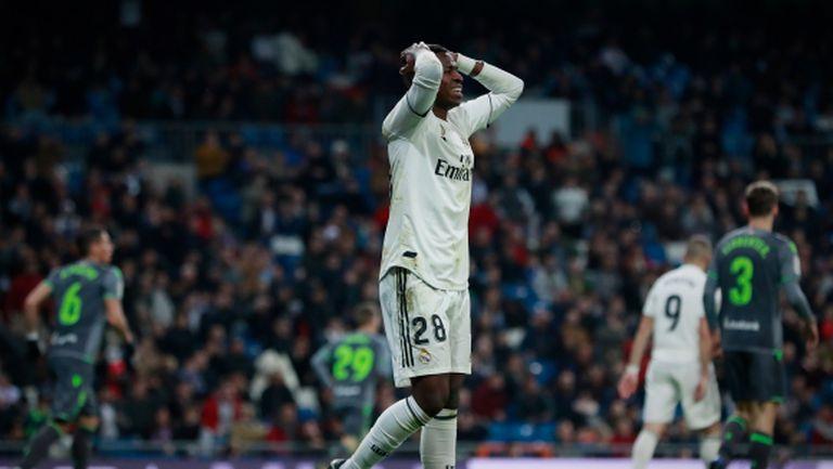 В Реал Мадрид беснеят: Защо има ВАР, след като не се използва?