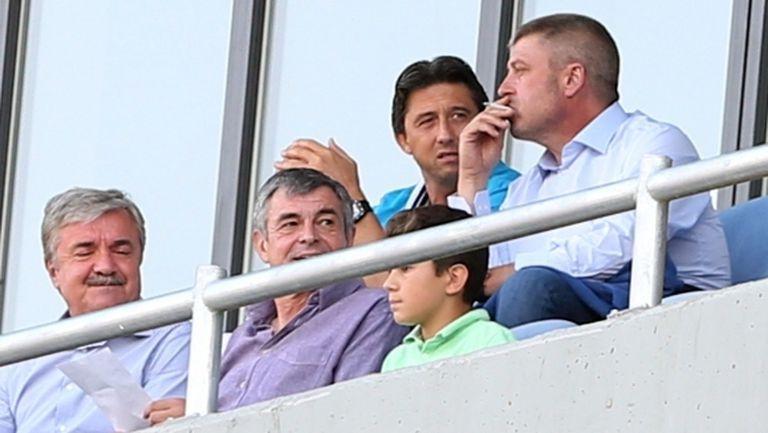 Софиянски: Имах информация, че Спас Русев иска да напусне Левски, но...