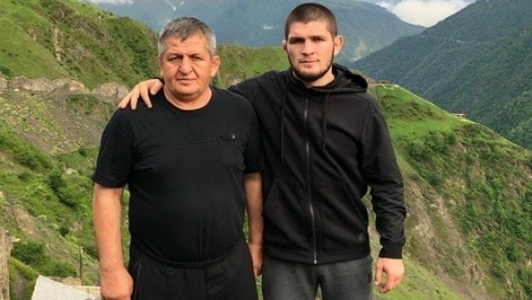 Бащата на Хабиб призна за интерес към битка с Тони Фъргюсън
