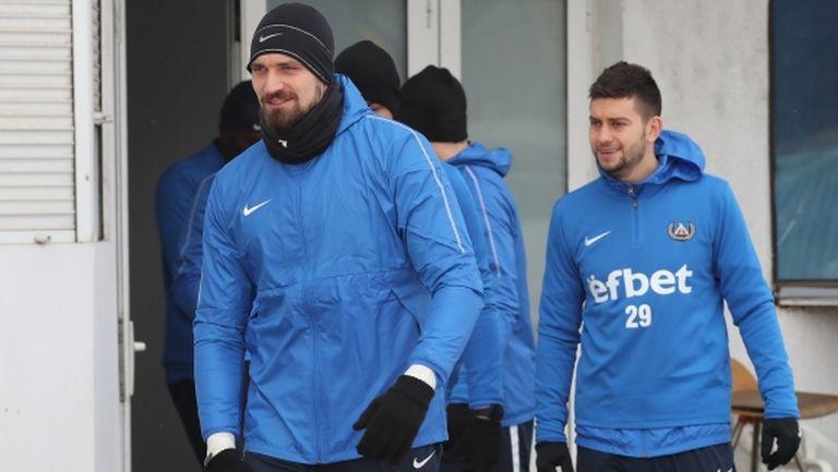 """Левски може да продаде своя голмайстор, """"сините"""" признаха за оферти"""