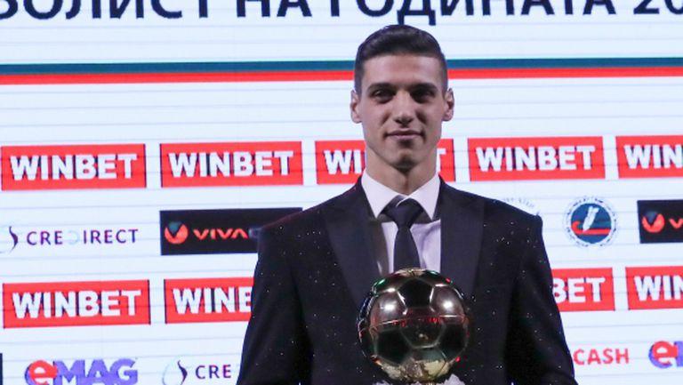 Георги Пеев: Десподов скоро ще играе на много високо ниво