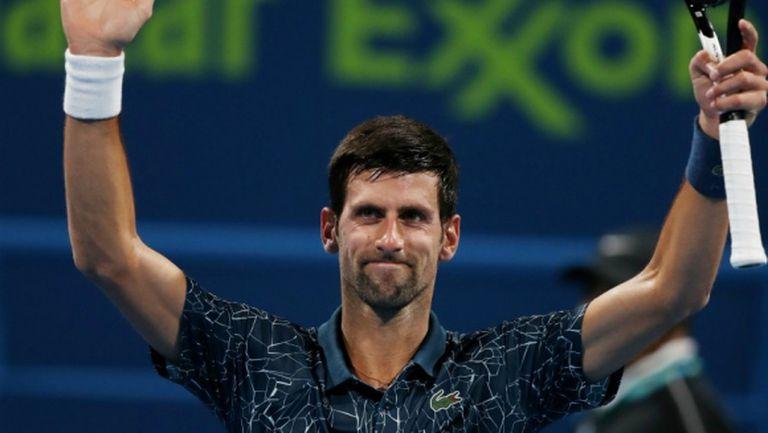 Новак Джокович идва в България за Sofia Open