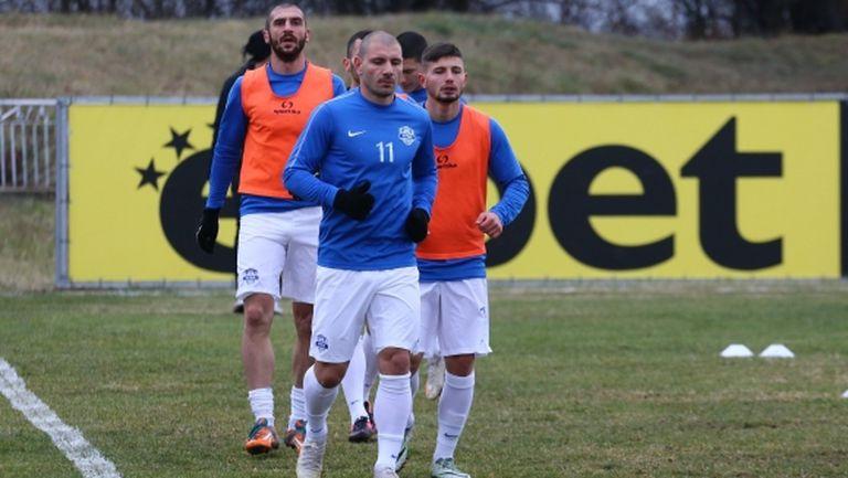 Арда започва подготовката си за пролетния полусезон във Втора лига