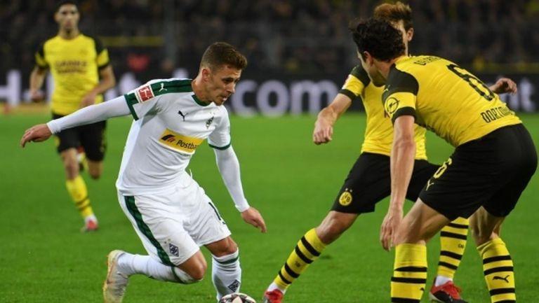 Борусия (Дортмунд) вади рекордна сума за Торган Азар