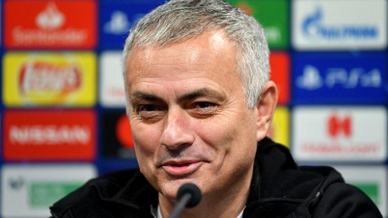 Жозе Моуриньо прибра 15 милиона паунда неустойка от Манчестър Юнайтед
