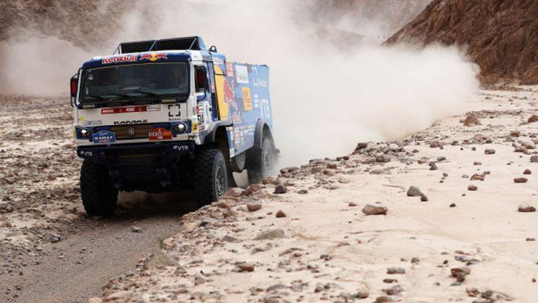 Вижте какво предстои в петия етап на рали Дакар