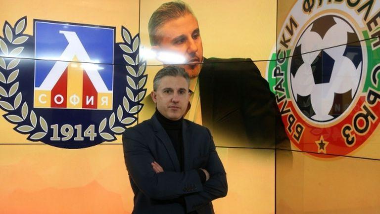 Павел Колев обясни защо отказа на Левски (видео)