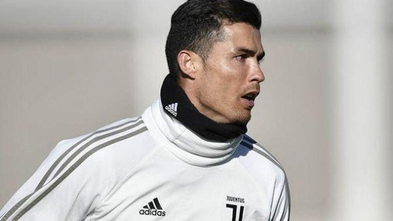 Алегри: Кристиано Роналдо е напълно спокоен