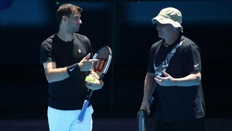 Тенис легенди коментират позитивите на партньорството Григор - Агаси