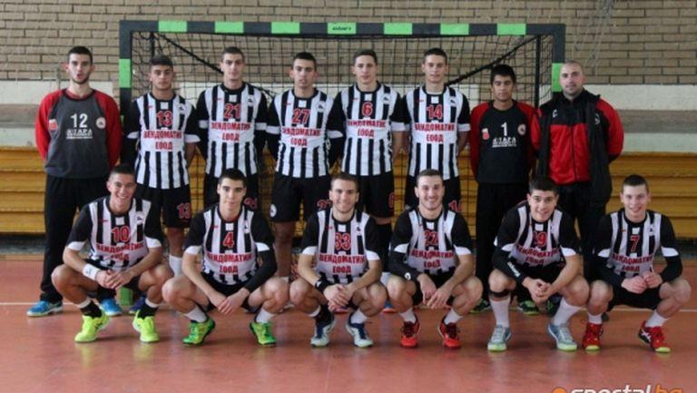 Локомотив (Горна Оряховица) победи втория в класирането Добруджа