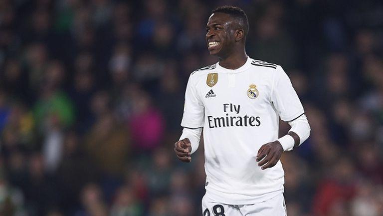 Реал Мадрид не пусна Винисиус на младежката Копа Америка до 20 г.
