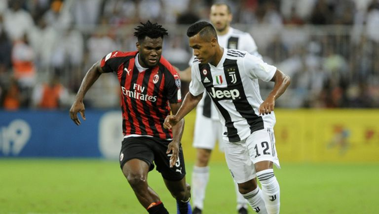 Милан загуби трима за мача с Дженоа
