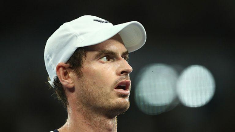 Британската тенис асоциация е готова да работи с Мъри след края на кариерата му