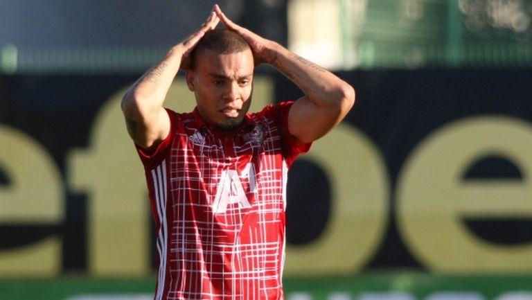 Трансферът на Мауридес пред провал, преговорите прекратени, Рапид с официално изявление