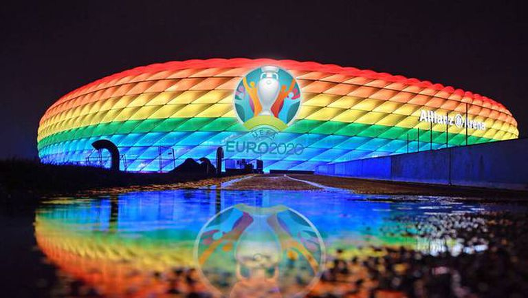 Около 14 000 души ще присъстват на мачовете от Евро 2020 в Мюнхен