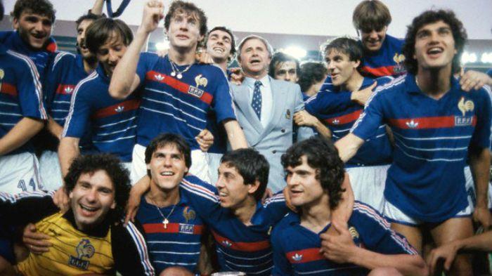 1984 ФРАНЦИЯ