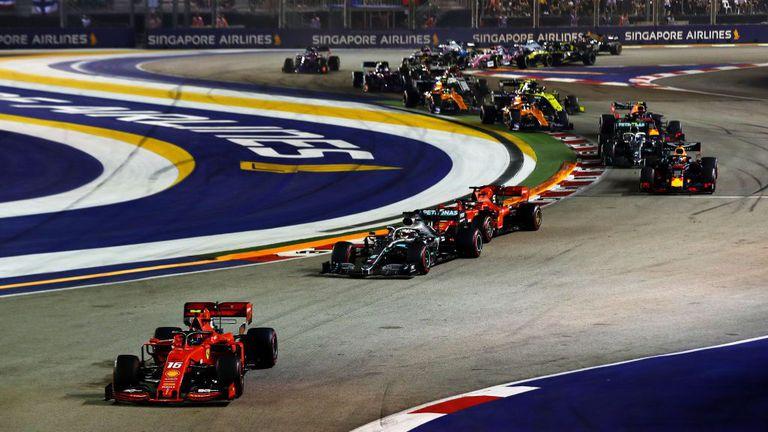 Отмениха Гран При на Сингапур във Формула 1
